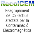 RecolCEM - Reagrupament de Col·lectius afectats per la Contaminació Electromagnética